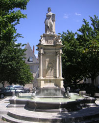 fontaine George Sand